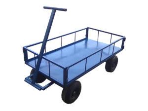 Тележки для перевозки грузов и кислородных баллонов