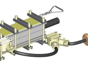 Вулканизаторы и прессы для стыковки конвейерных лент